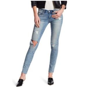 Blank NYC Skinny Distressed Classique Jeans